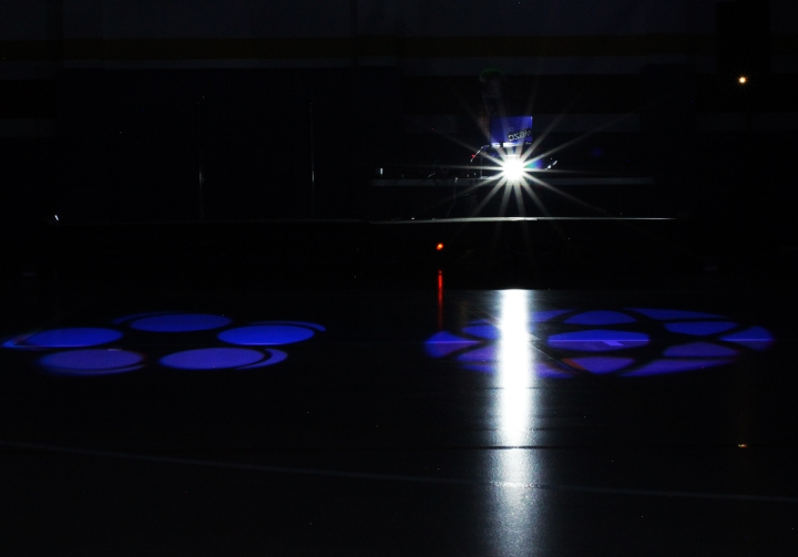 Gym lights